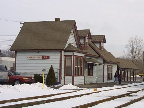 GTW Walled Lake MI depot